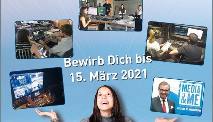 Media Und Me Poster 2021 Deutsch Klein